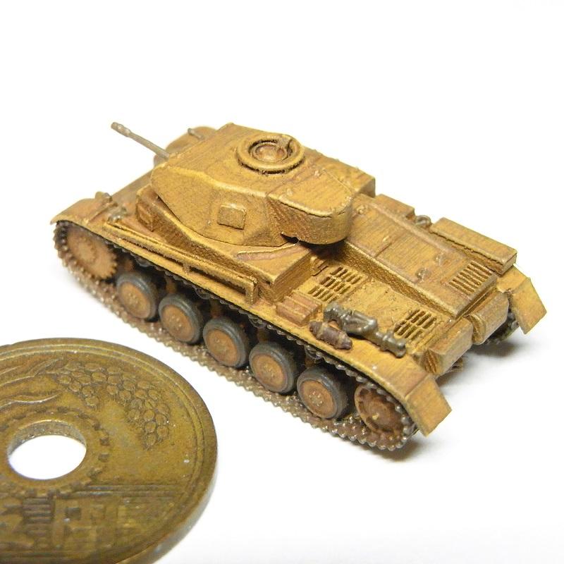 1/144 II号戦車F型