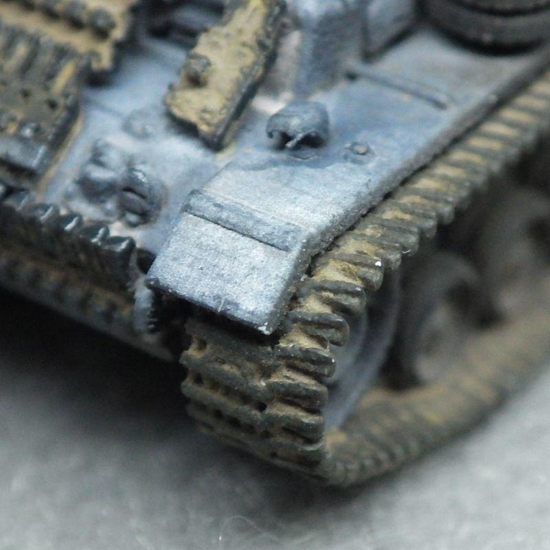 1/144 III号戦車ヴィンターケッテ(M型・N型他用)