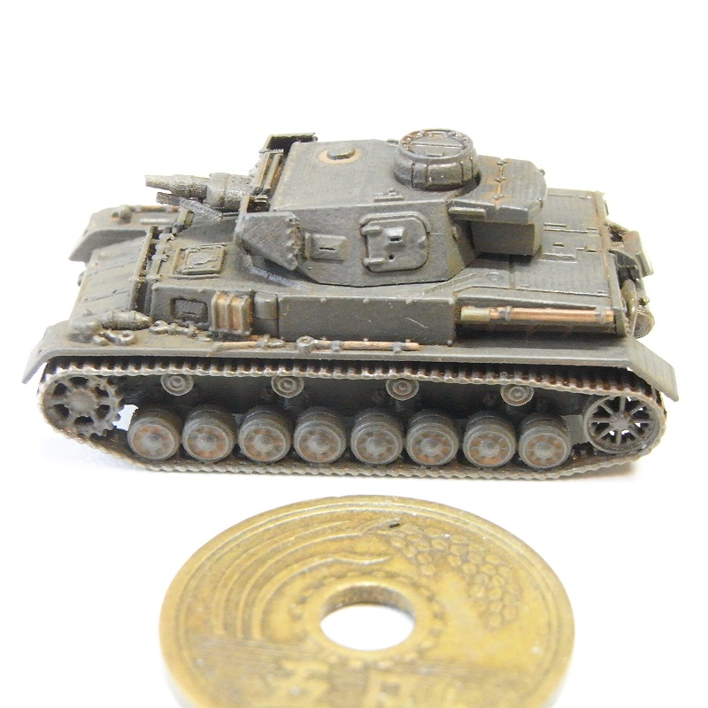 1/144 IV号戦車E型フォアパンツァー仕様改造キット