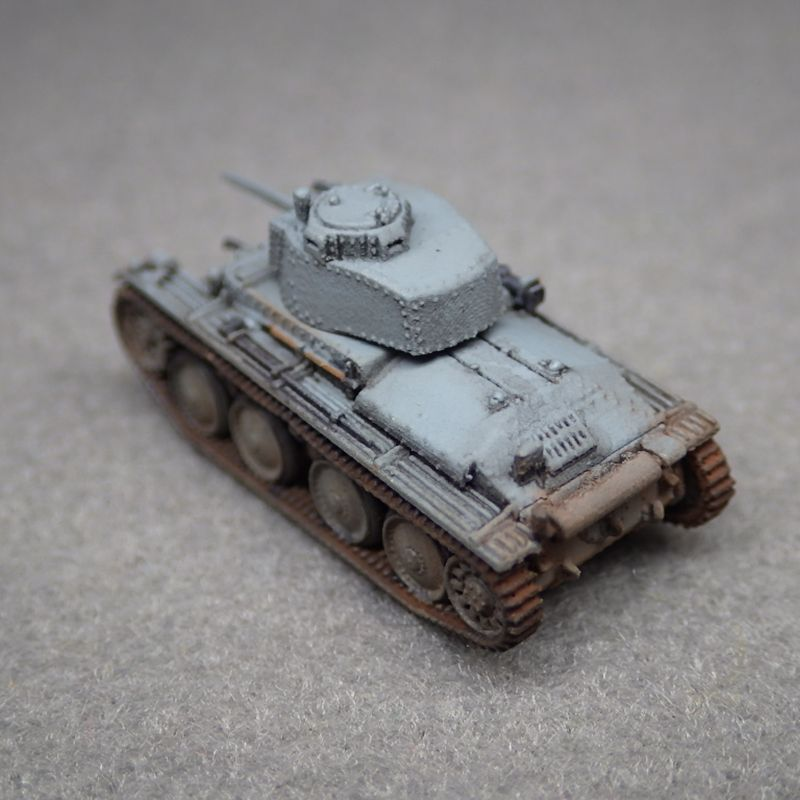 1/144 38(t)戦車B型