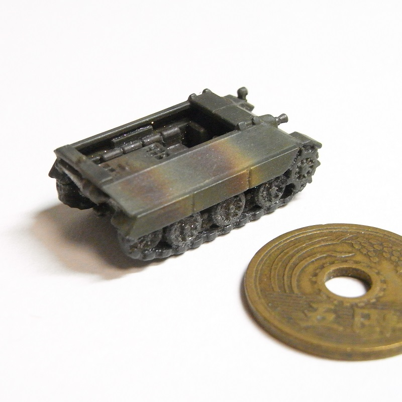 1/144 VK.501 装甲兵員輸送車 ケッチェン