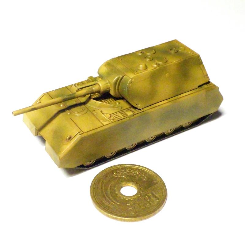 1/144 VIII号戦車 マウス
