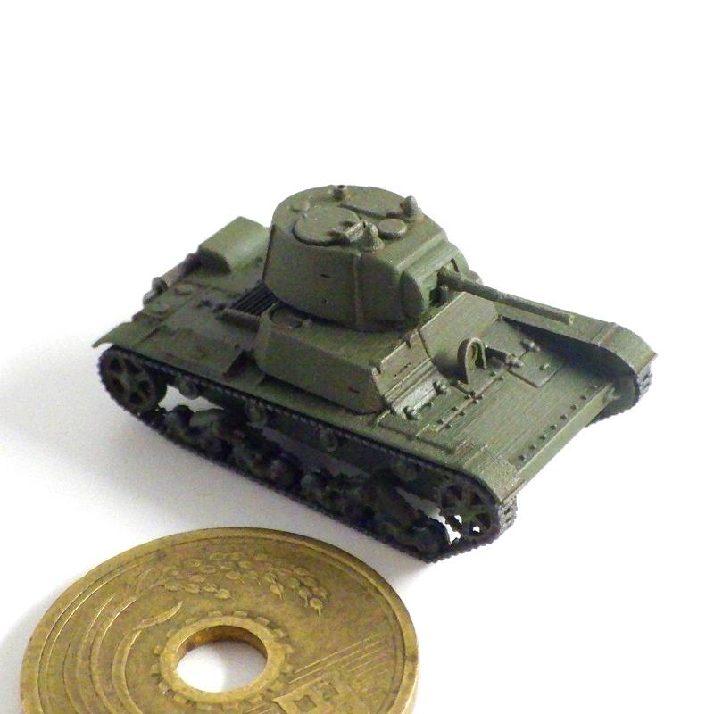 1/144 T-26軽戦車(1939年型)