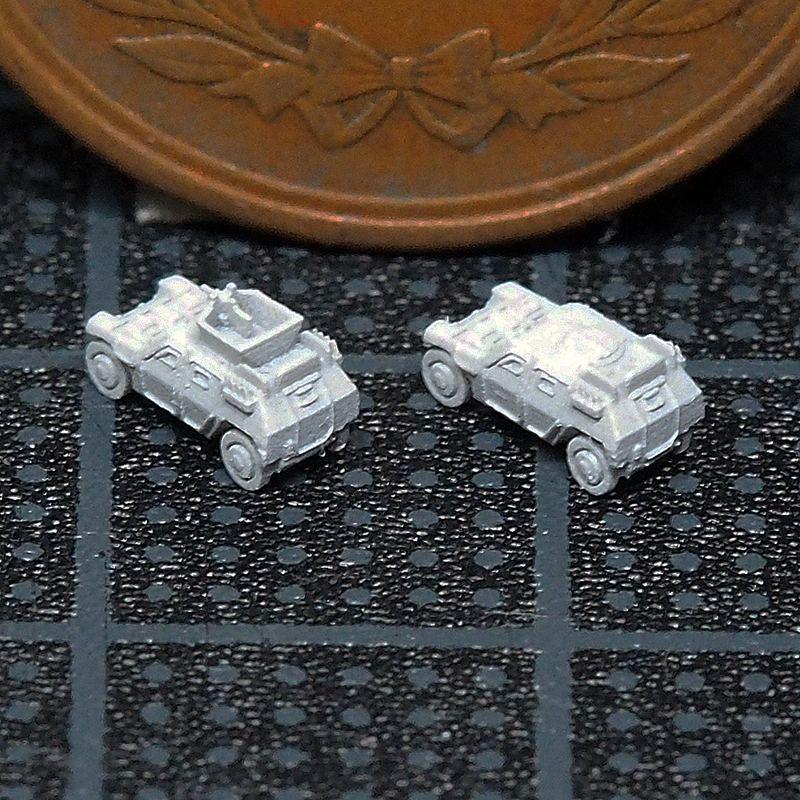 1/700 軽装甲機動車
