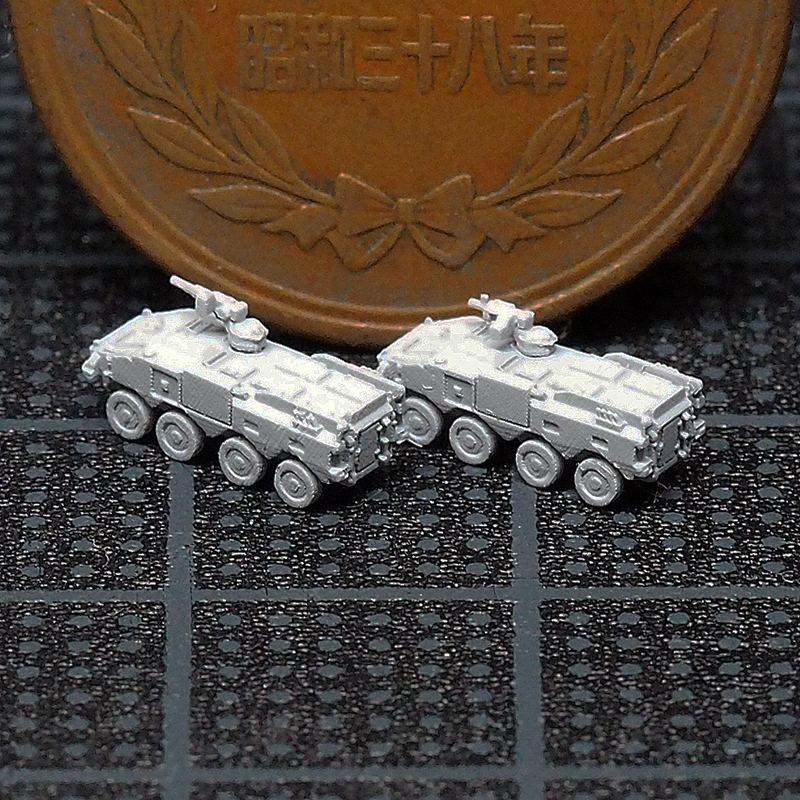 1/700 96式装輪装甲車