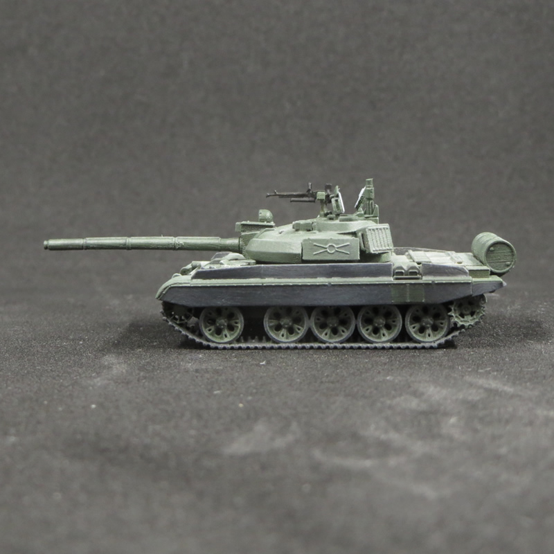 1/144 T-55 AM2B 東ドイツ戦車