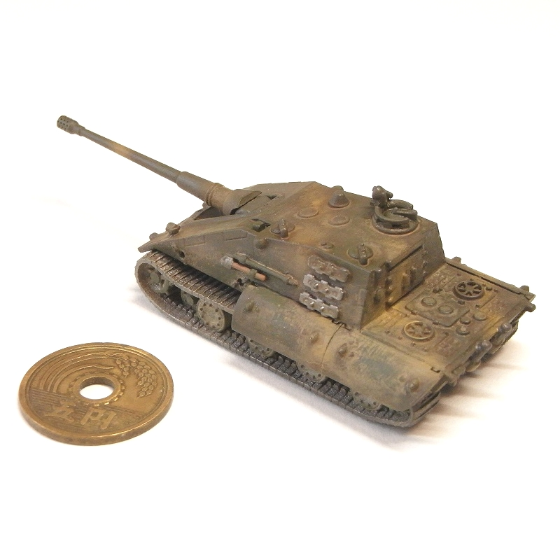 "1/144 E-100重駆逐戦車 ""クロコダイル"""