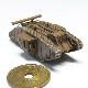 1/144 菱形戦車Mk.IV