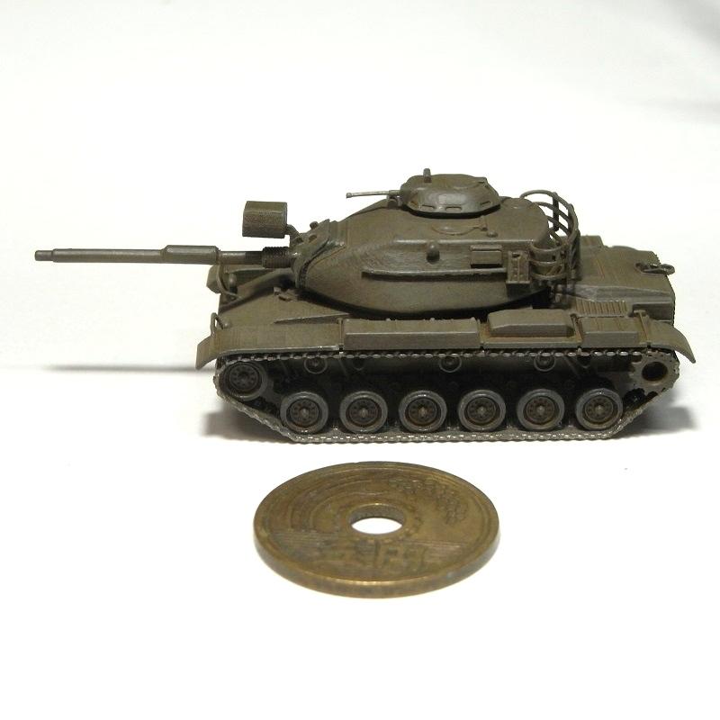 1/144 M60A1 パットン