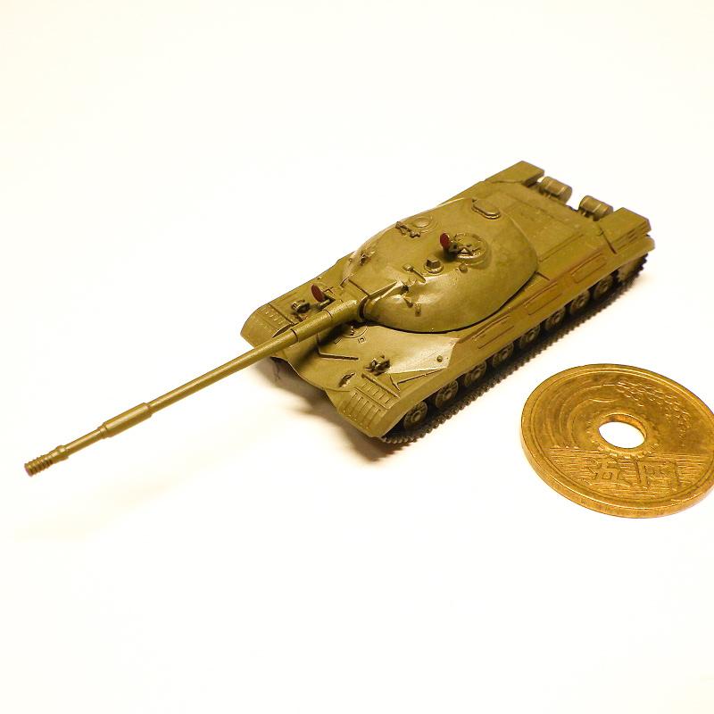 1/144 ソ連軍試作重戦車 オブイェークト277