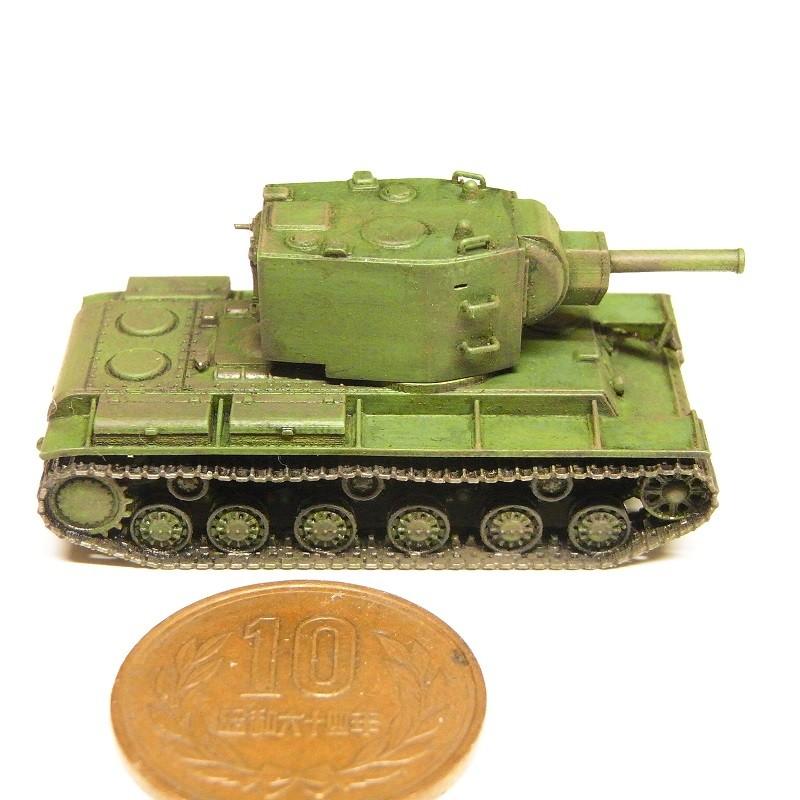1/144 KV-2重戦車(1940年型)