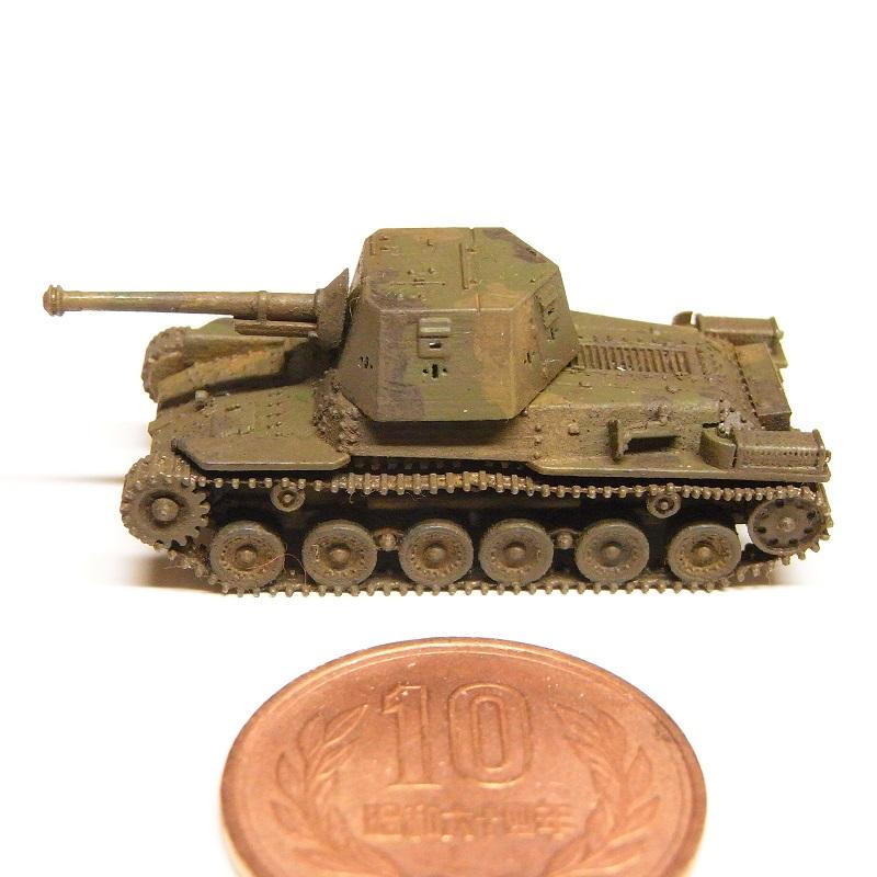 1/144 三式砲戦車(リメイク版) 日本,戦車・装甲戦闘車両 の販売 ...