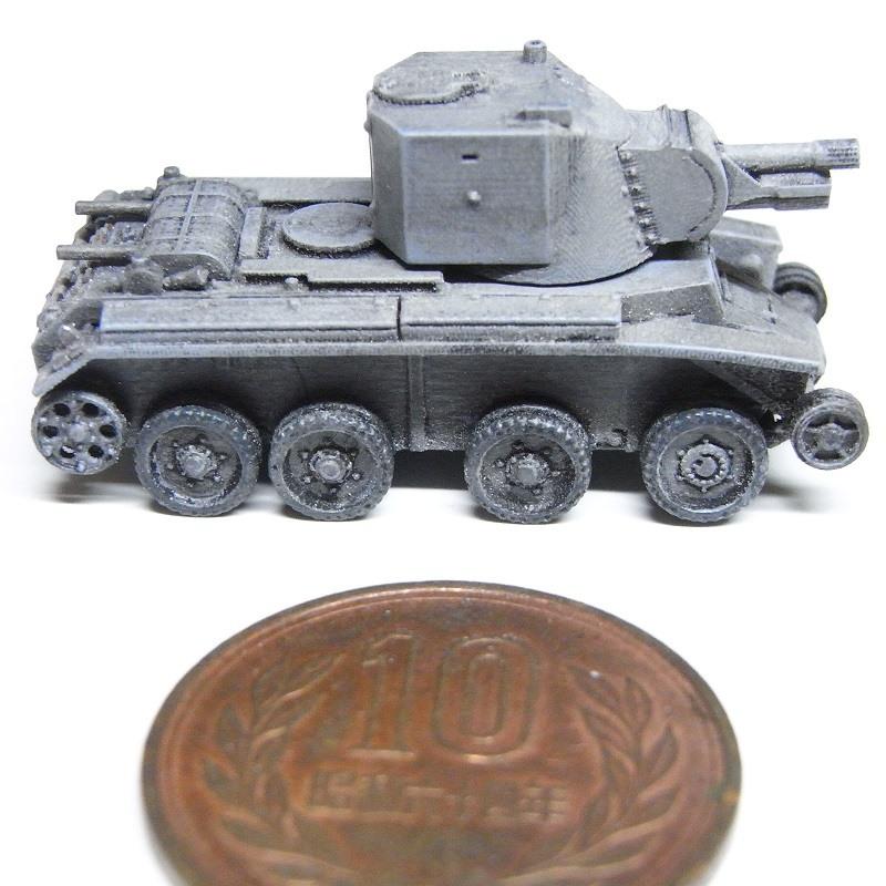 1/144 BTシリーズ快速戦車足回りセット