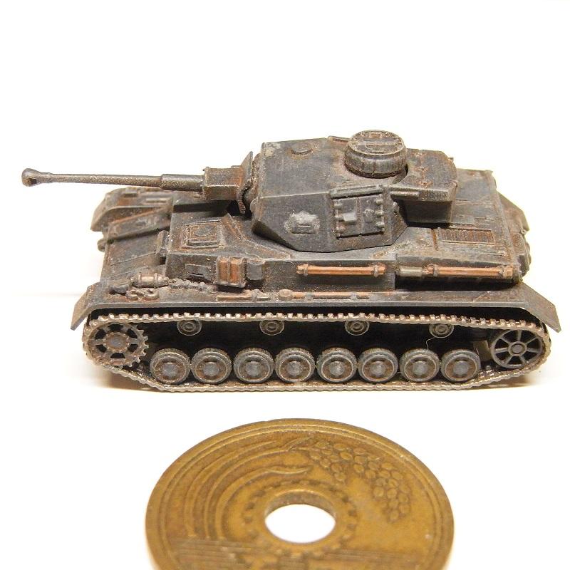 1/144 IV号戦車F2型(リメイク版)(Pz.Kpfw IV Ausf.F2)