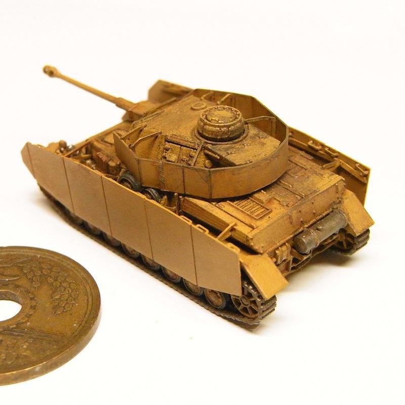 1/144 IV号戦車H型(Pz.Kpfw IV Ausf.H)
