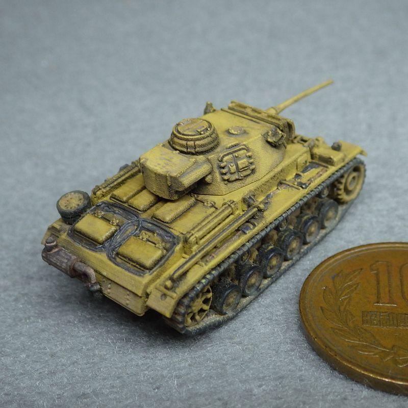1/144 III号戦車M型