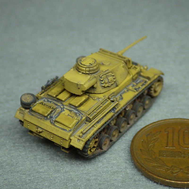 1/144 III号戦車L型