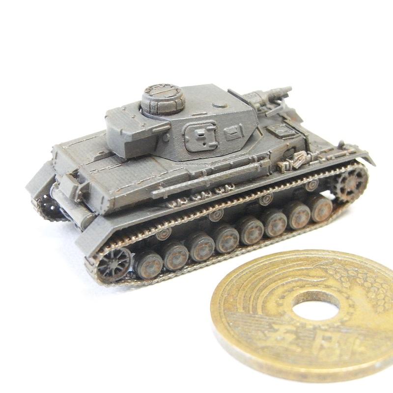 1/144 IV号戦車E型(リメイク版)(Pz.Kpfw IV Ausf.E)