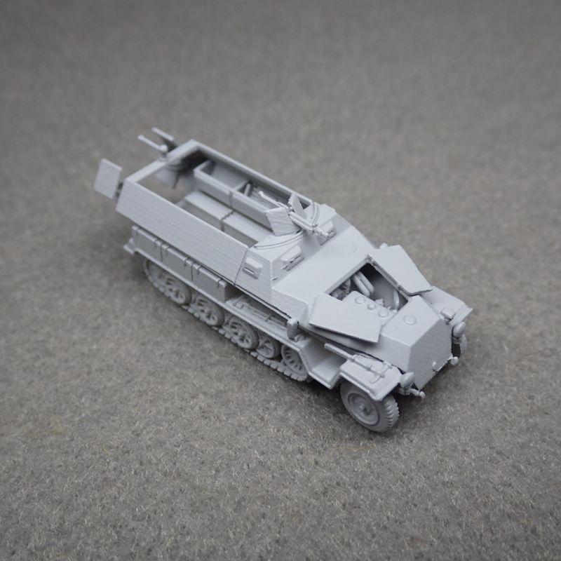 1/144 Sd.Kfz.251/1/C型ハーフトラック