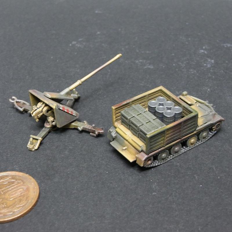 1/144 ヴァッフェントレーガー38D with Pak43