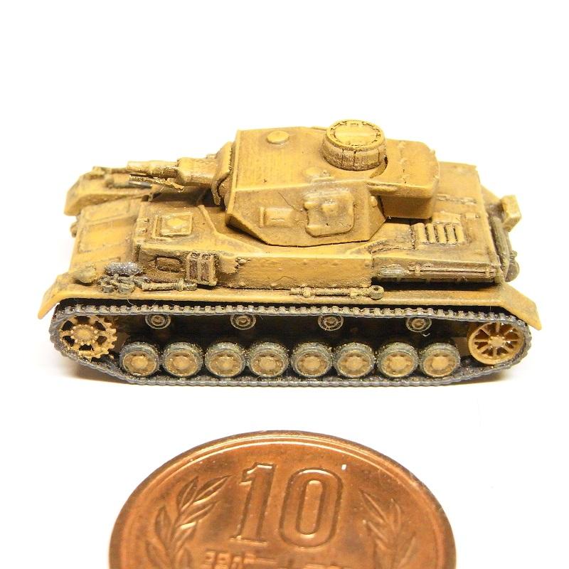 1/144 IV号戦車E型(熱帯仕様)