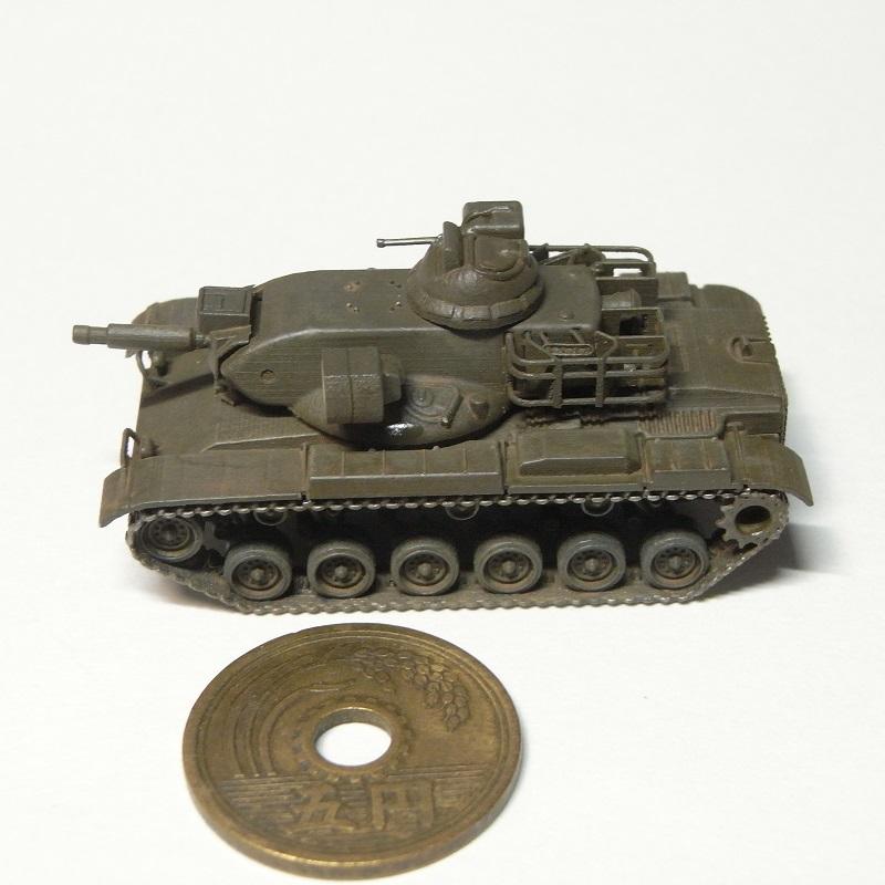 1/144 M60A2 パットン スターシップ