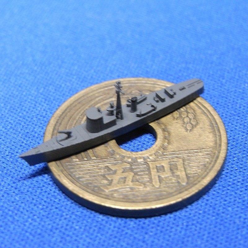 1/2000 第13号型駆潜艇(6隻セット・UVレジン版)