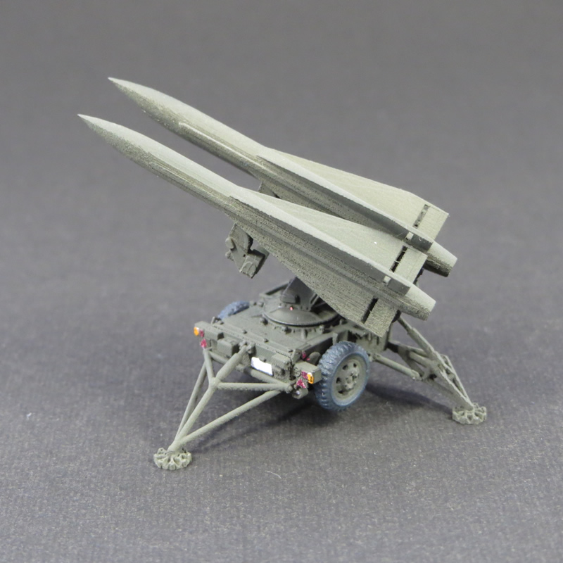 1/144 HAWK地対空ミサイル 陸上自衛隊仕様