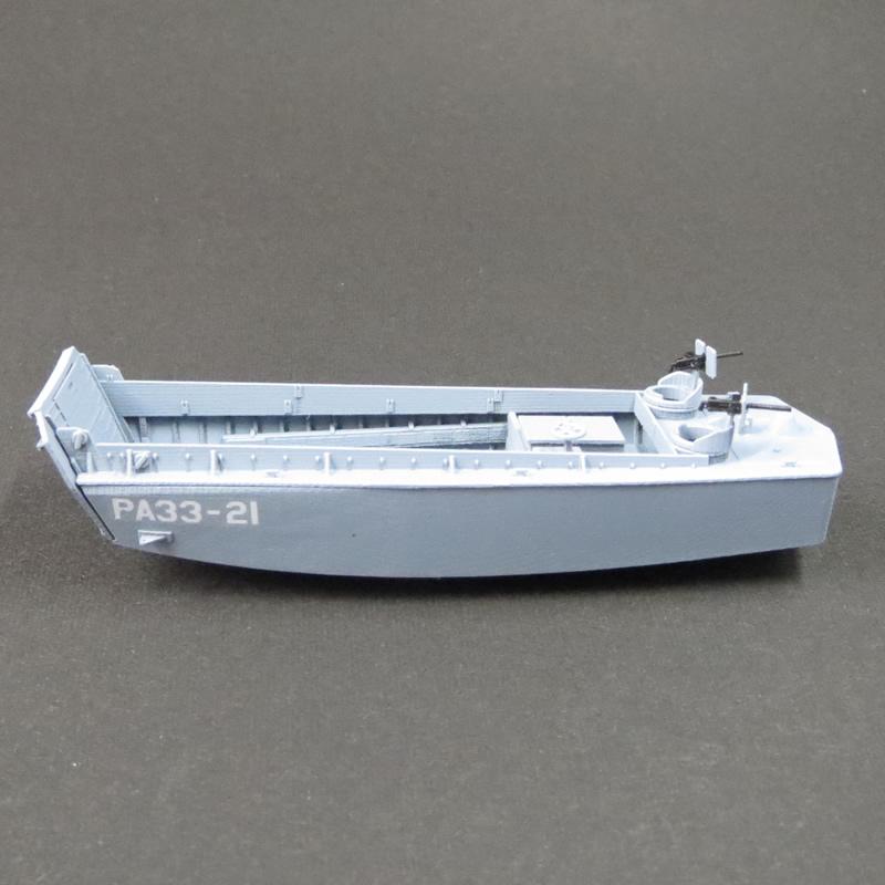 1/144 米軍 LCVP ヒギンズボート