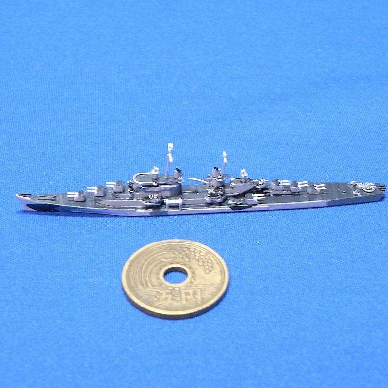 1/2000 軽巡洋艦サン・ファン