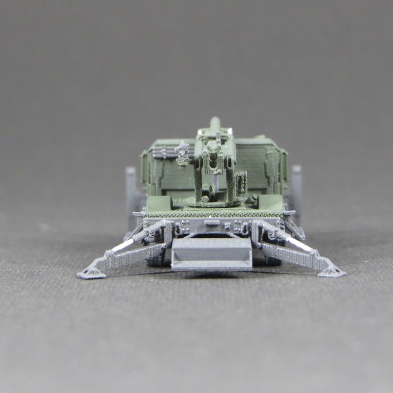 1/144 Hawk Eye 機動榴弾砲システム