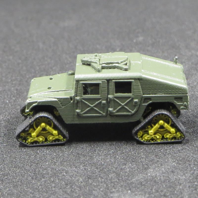 1/144 HMMWV用スノートラック