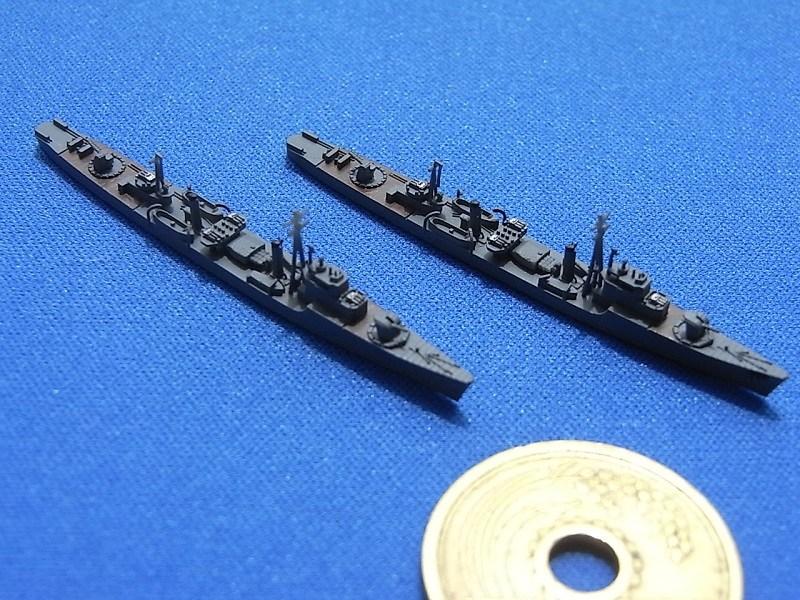 1/2000 松型駆逐艦(2隻セット)
