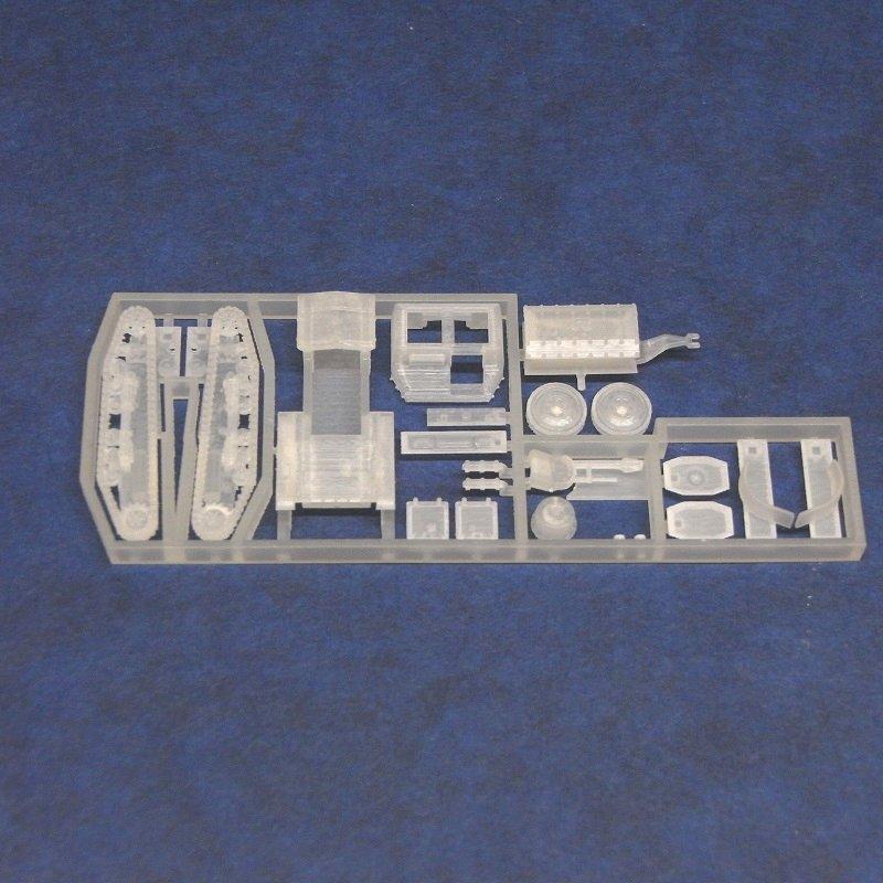 1/144 カルヴェローチェCV33/L3(火炎放射器装備型)