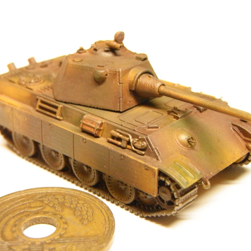 1/144 V号戦車パンターF型