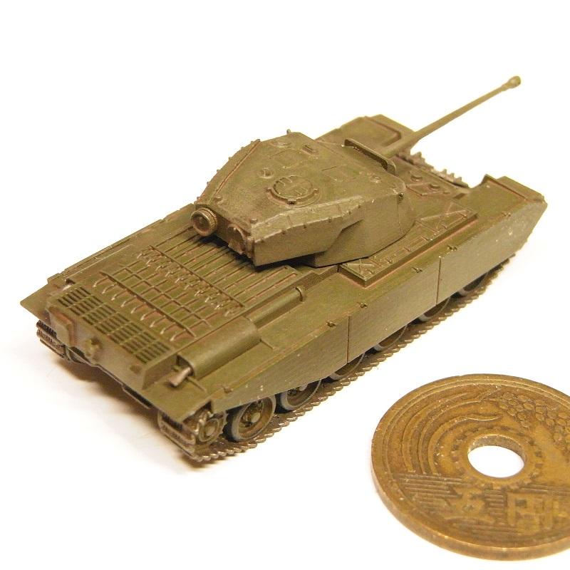 1/144 重巡航戦車センチュリオン Mk.I
