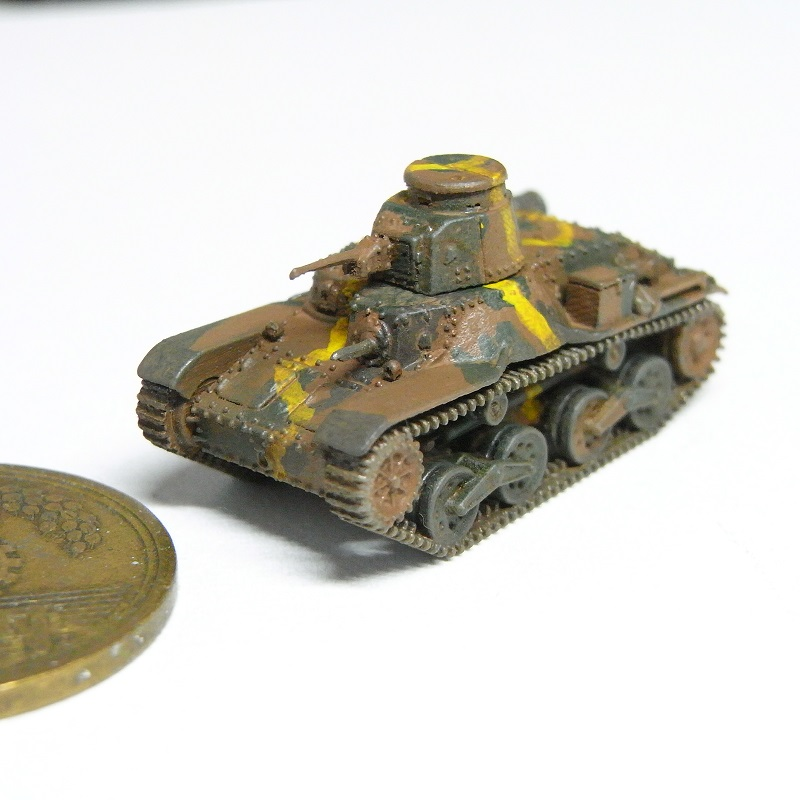 1/144 九五式軽戦車