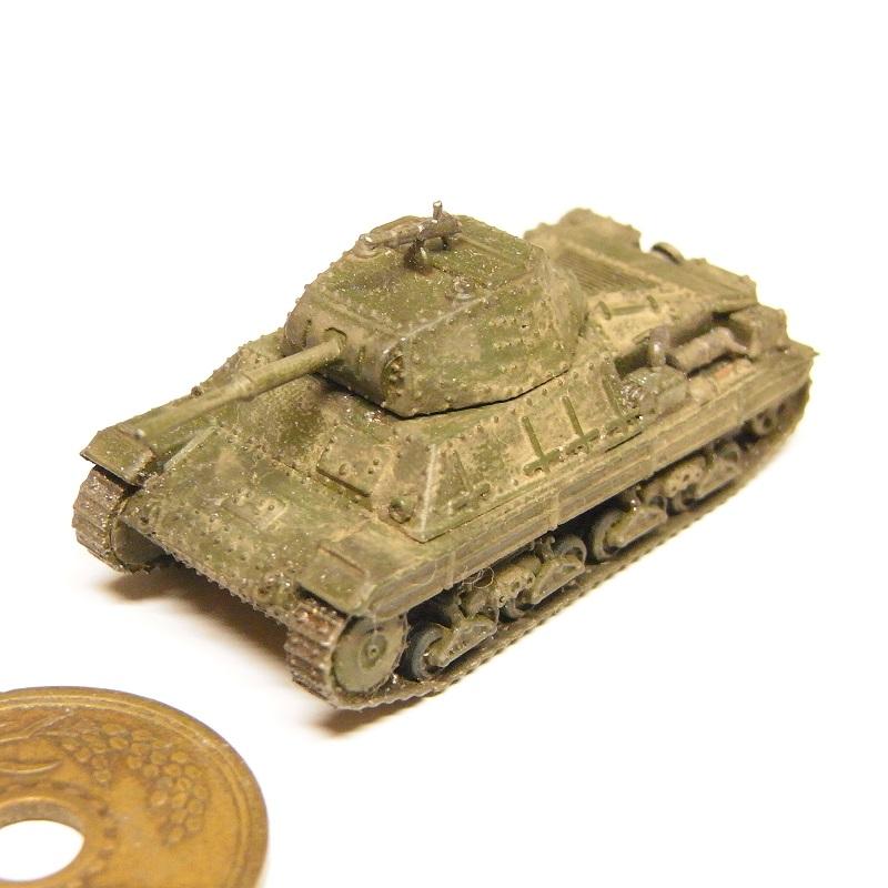 1/144 カルロ・アルマートP40重戦車