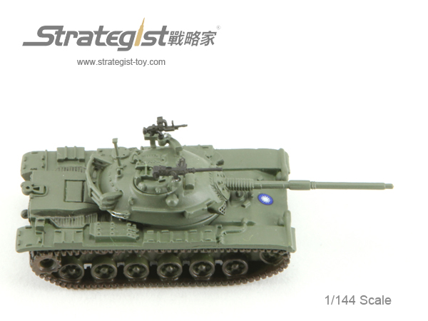 1/144 CM11(M48H) 勇虎(グリーン)