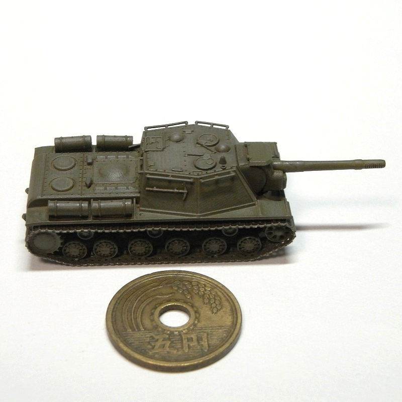 1/144 SU-152重自走砲