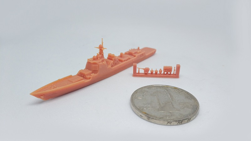 1/2000 人民解放海軍 052D型駆逐艦