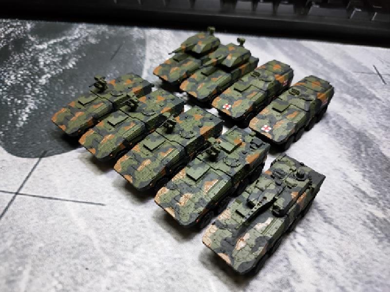1/144 GTKボクサー 歩兵戦闘車型