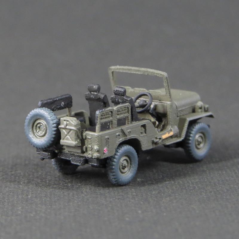 1/144 73式小型トラック