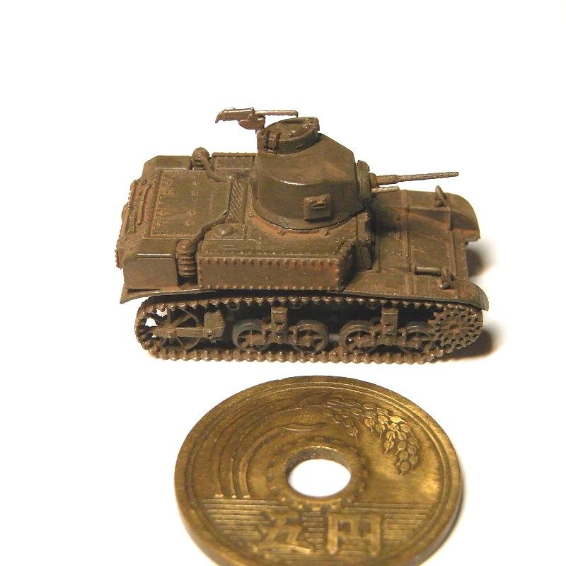 1/144 M3軽戦車スチュアート(後期型)