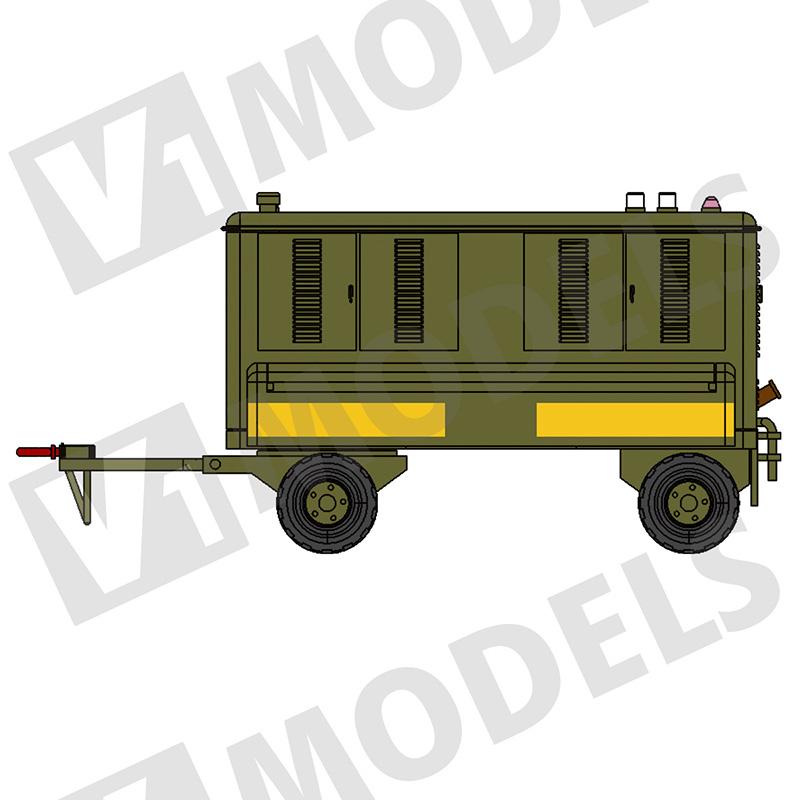 1/72 RAF 25KVA GPU