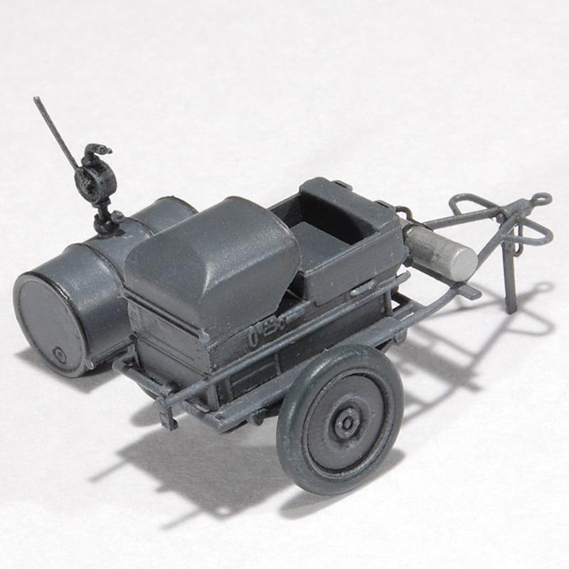 1/72 WW2ドイツ電源車