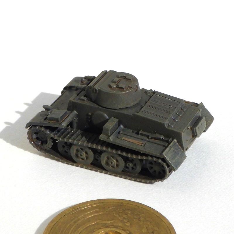1/144 I号戦車F型