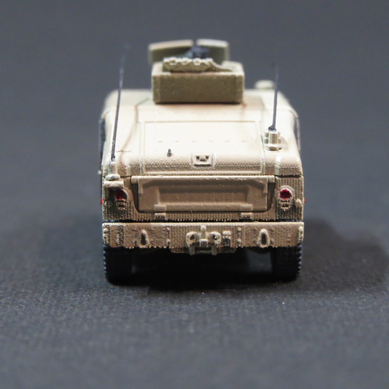 1/144 M1114 能力向上型ハンヴィー
