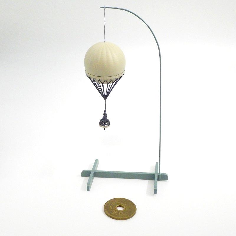 1/350 「ふ号兵器」風船爆弾