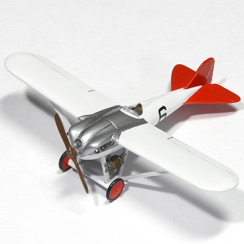 1/144 ニューポール・ドラジェ セスキプラン(Nieuport-Delage Sesquiplan)